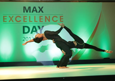 Max Excellence Day 2014